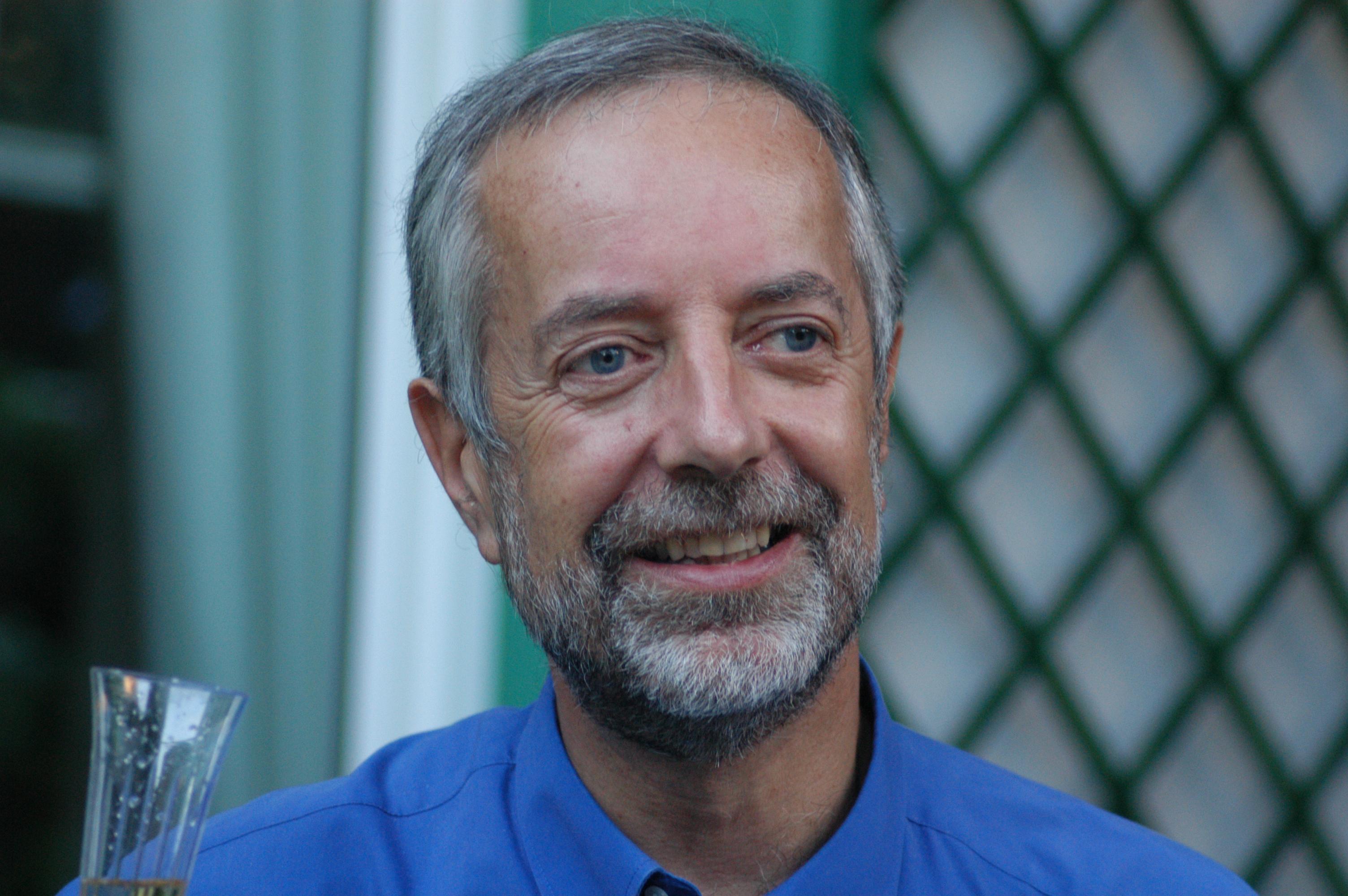 Portrait de Patrick Lemoine
